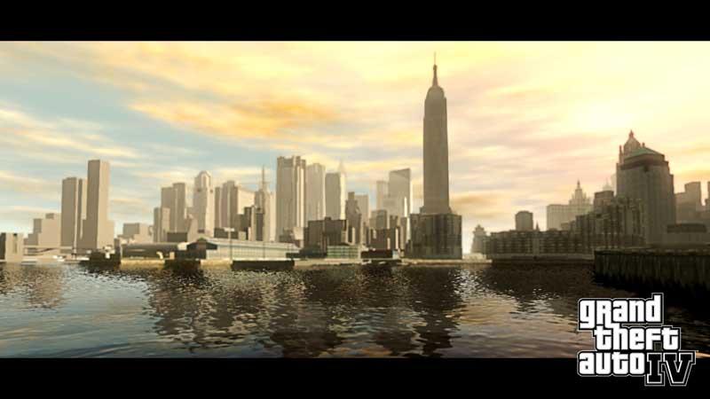 《侠盗猎车4( Grand Theft Auto IV )》游戏图片(3)