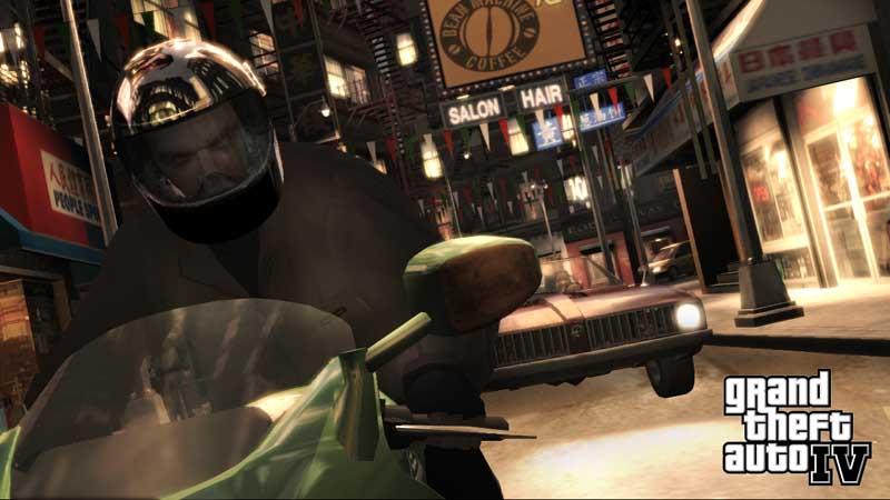 《侠盗猎车4( Grand Theft Auto IV )》游戏图片(5)
