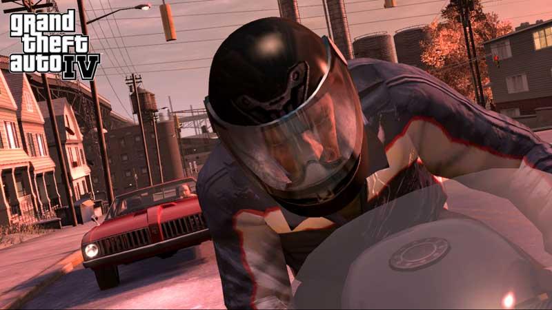 《侠盗猎车4( Grand Theft Auto IV )》游戏图片