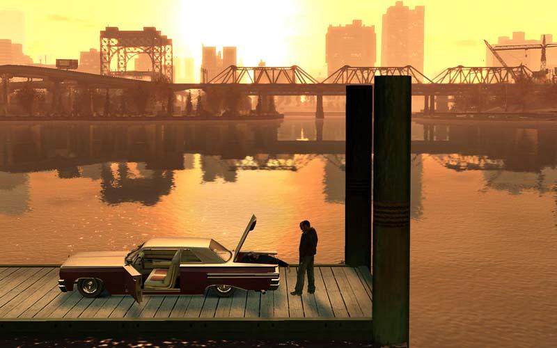 《侠盗猎车4(Grand Theft Auto 4)》游戏图片