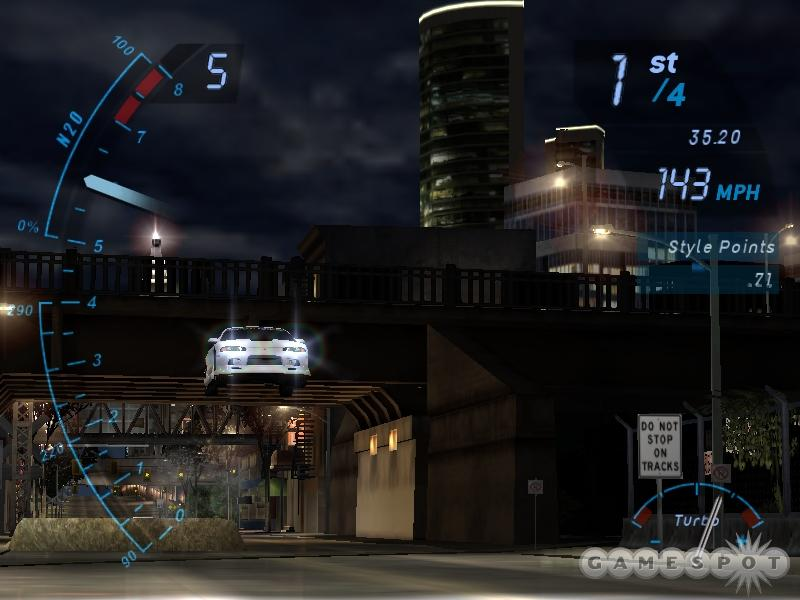 极品飞车7:地下狂飙