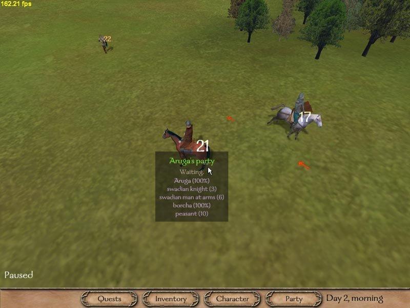 《骑马与砍杀(Mount & Blade)》游戏图片