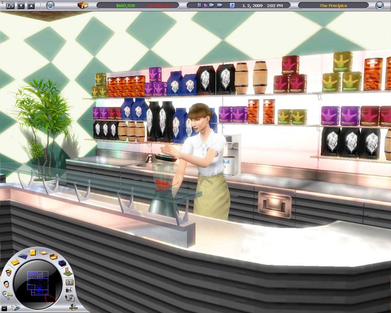 《模拟饭店2》免安装中文版