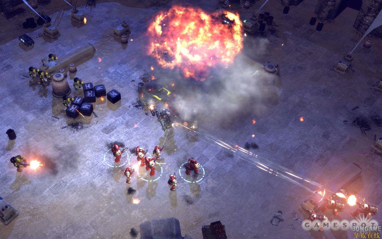 战锤40k:战争黎明2图片