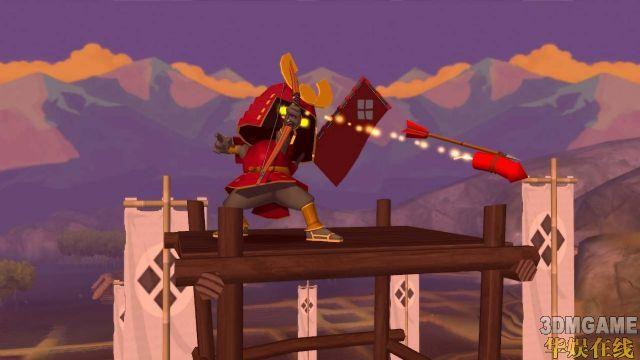 《迷你忍者》最新游戏截图及官方配置需求公布