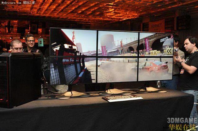 AMD确认已有四款游戏支持DX11