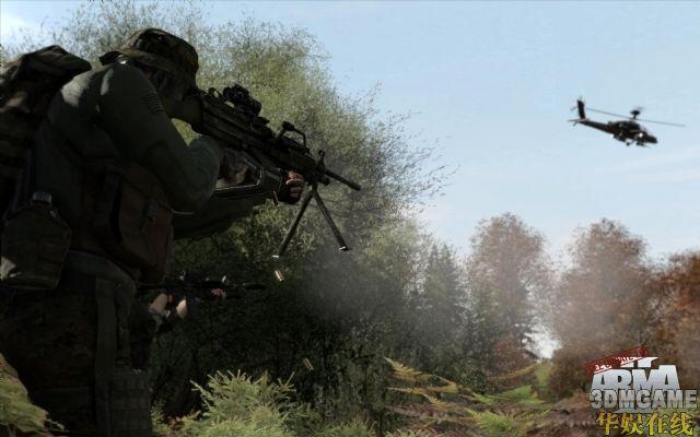 <b>《武装突袭2》V1.05升级补丁发布</b>