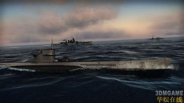 《猎杀潜航5:大西洋之战》最新预告片公布