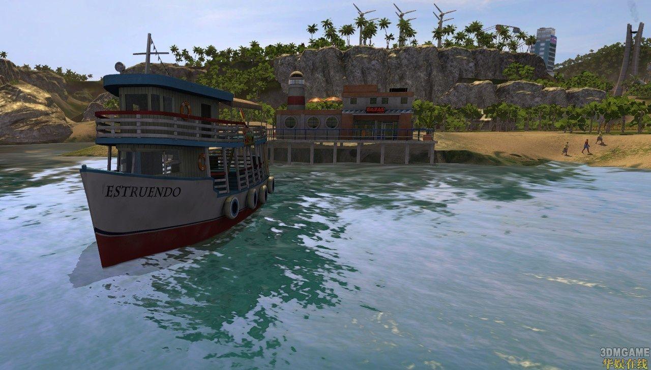 《海岛大亨3:绝对权力》免安装中文版