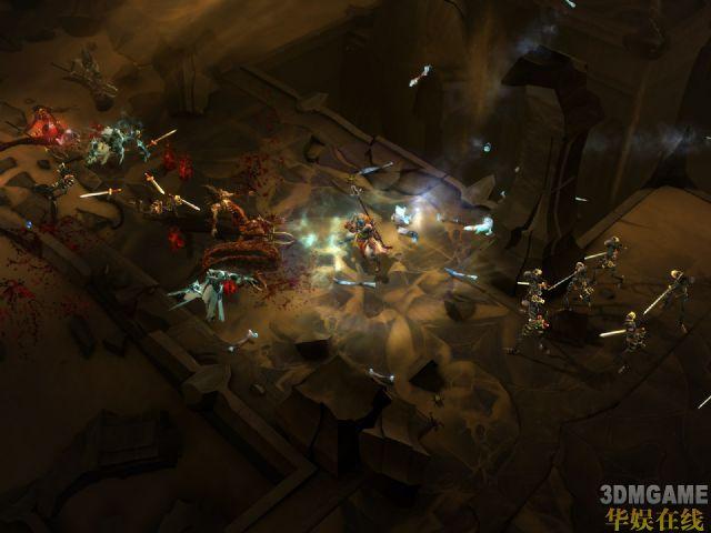 《暗黑破坏神3》怪物将掉落增加属性的魔法球