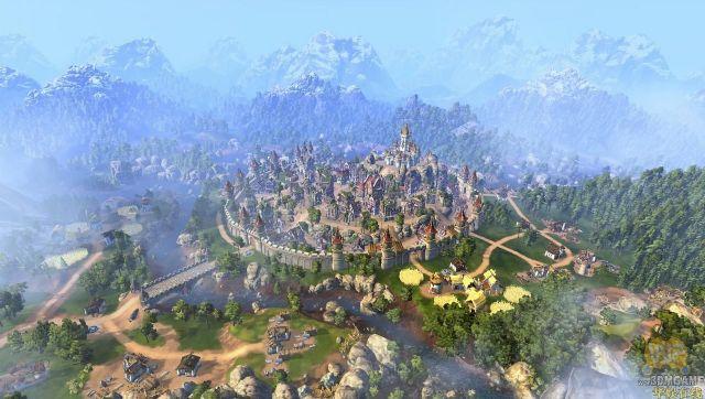 <b>反全天候在线第二弹 《工人物语7:王国之路》完美破</b>