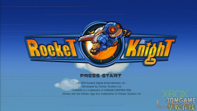 <b>3D横版动作冒险《火箭骑士》17年重回故乡</b>