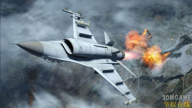《鹰击长空2》首批细节与精美游戏画面公布