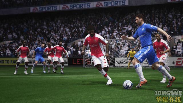 """《FIFA 11》预定本年春季上市 全新""""特性+""""机制退场"""