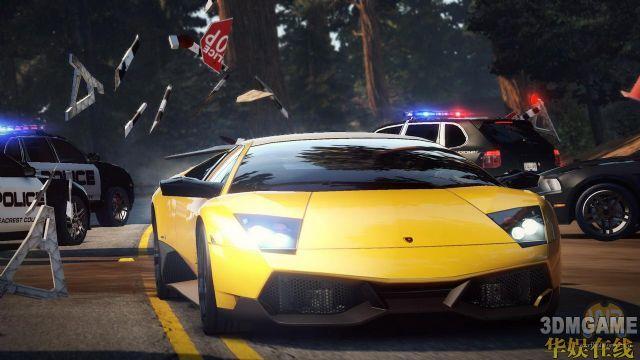 《极品飞车14:热力追踪》E3试玩报告