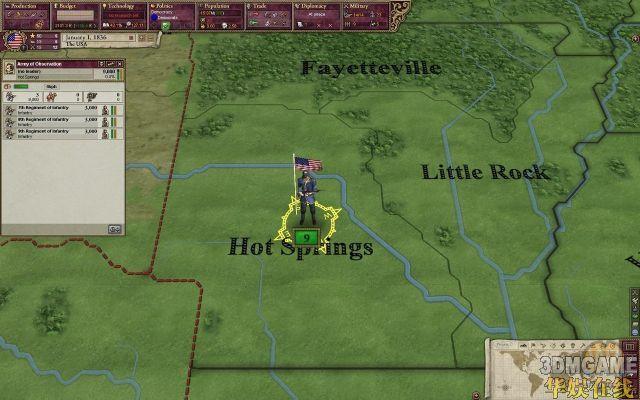 大型策略游戏《维多利亚2》公开 20张新图放出