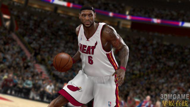 <b>詹姆斯转投热火 《NBA 2K11》在线对战形势变化</b>