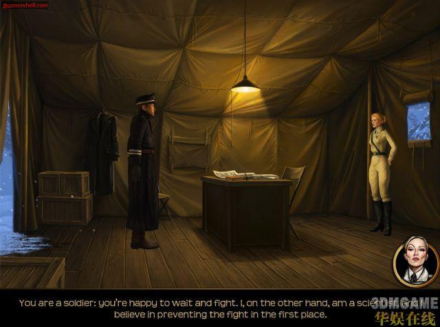 冒险游戏新作《消失的地平线》新图放出