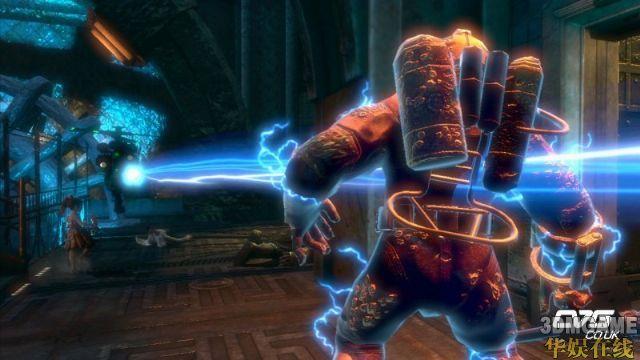 """《生化奇兵2》DLC""""密涅瓦之巢""""预告片截图放出"""