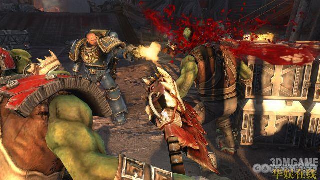 《战锤40K:星际战士》IGN第一印象