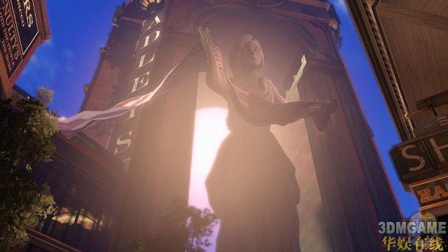 《生化奇兵:无限》制作人:这不是《生化奇兵3》!
