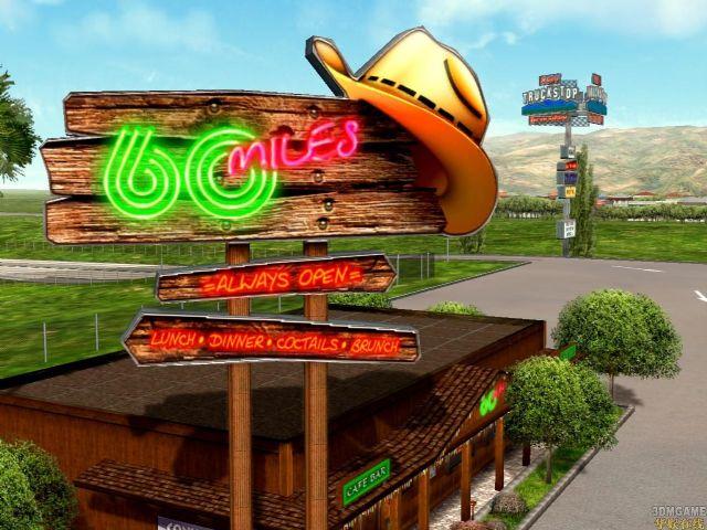 卡车模拟游戏新作《加州卡车王》破解版发布