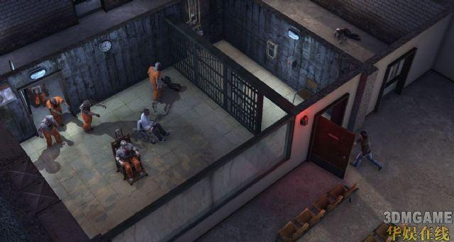 《受困死亡》三张最新游戏截图欣赏