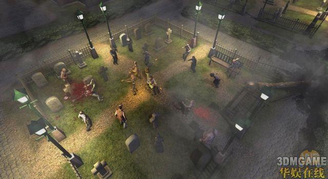 《受困死亡》3张最新游戏截图欣赏