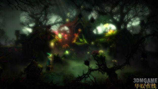 《魔幻三杰2》最新截图 合作模式细节公布