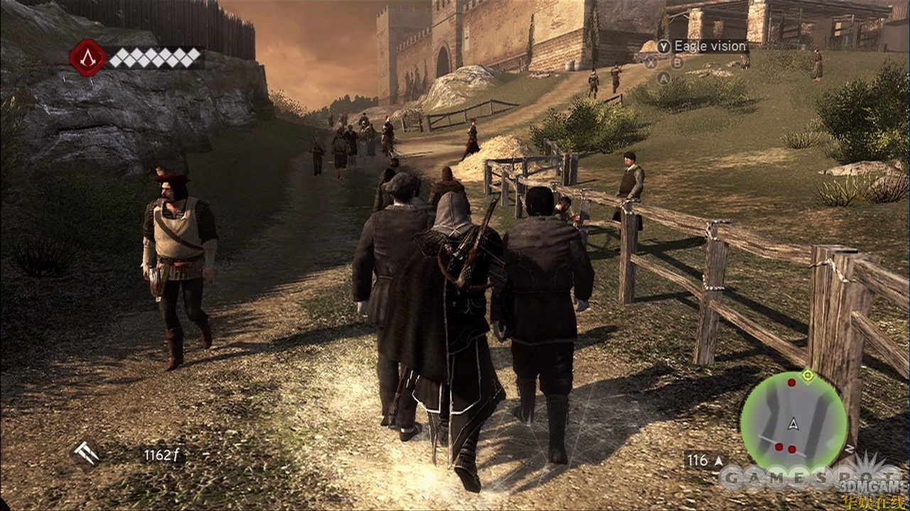 《刺客信条:兄弟会(Assassins Creed: Brotherhood)》