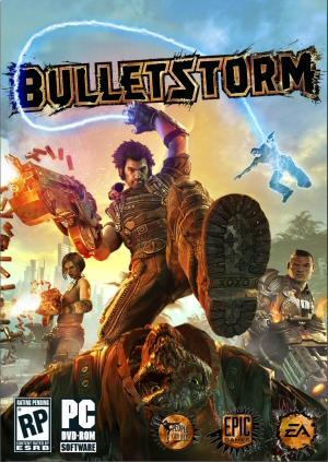 战争机器团队开发《子弹风暴》PC版3DM首发下载