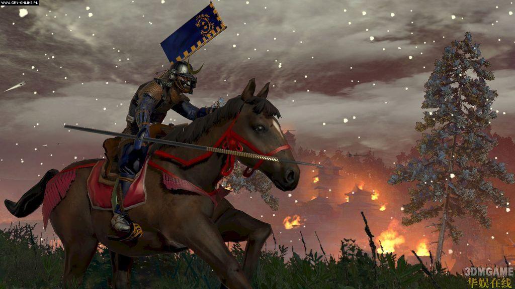 《幕府将军2:全面澳门银河官网(Shogun 2: Total War)》