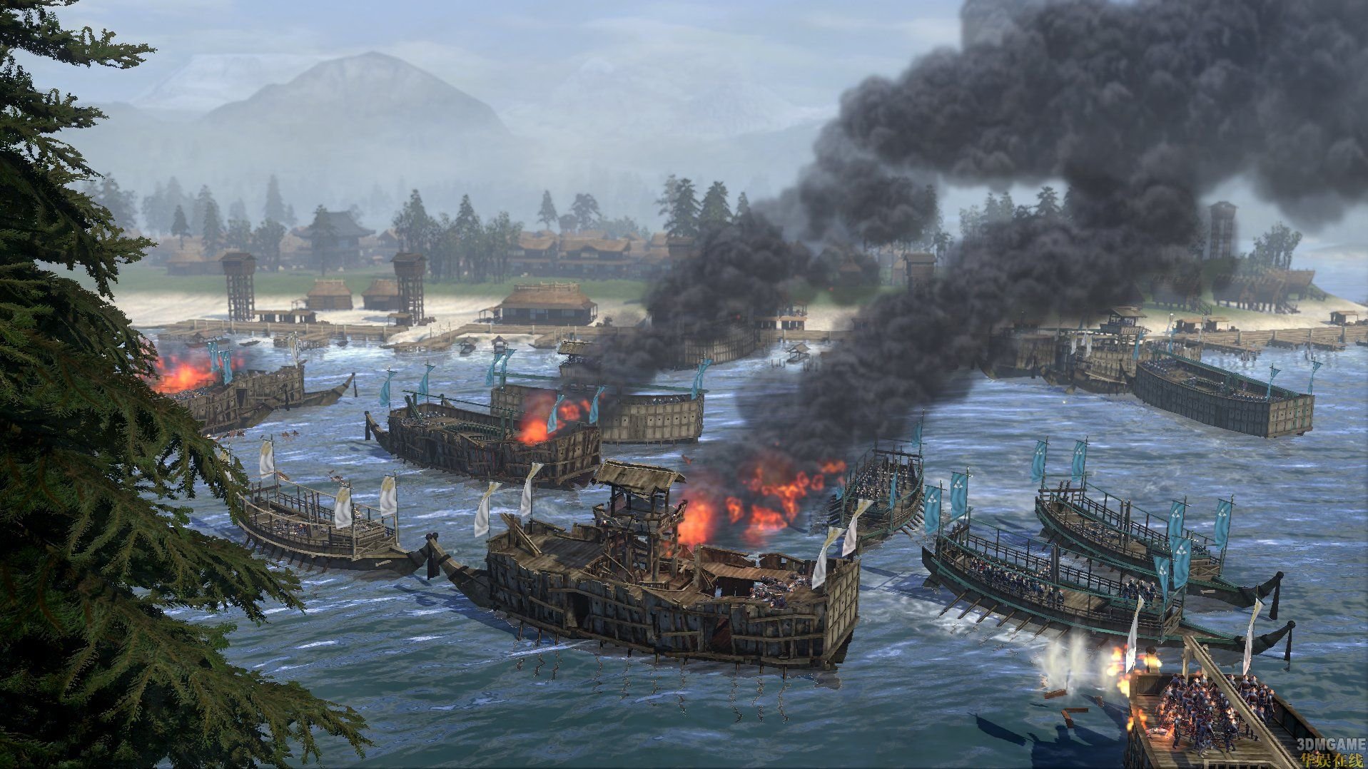 《幕府将军2:全面澳门银河官网(Shogun 2: Total War)》3-10