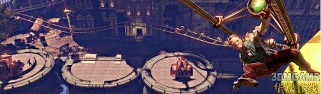 <b>Irrational公布《生化奇兵:无限》最新细节</b>