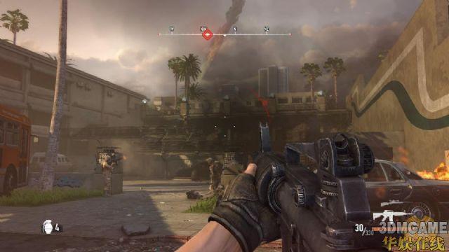 画面效果不错 《洛城之战》最新游戏截图放出