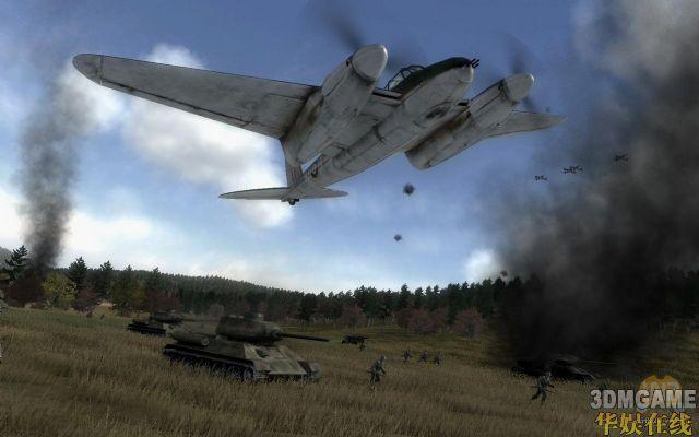争当二战空中王牌 - 《空中冲突:秘密战争》