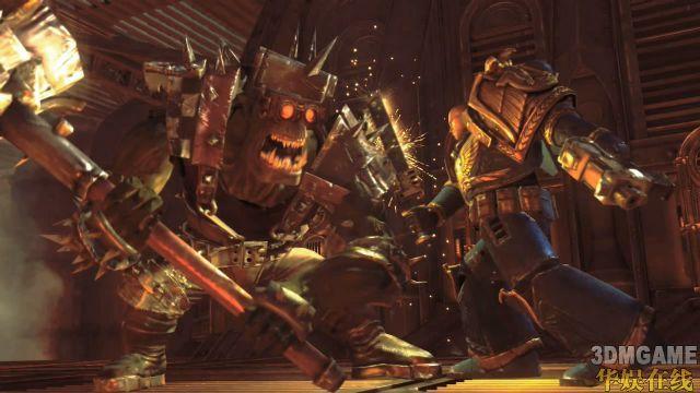融合战争机器特色《战锤40K:星际战士》前瞻
