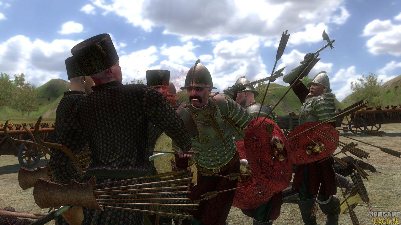 骑马与砍杀火与剑吧_《骑马与砍杀:火与剑》3DM原创破解硬盘版下载_3DM单机