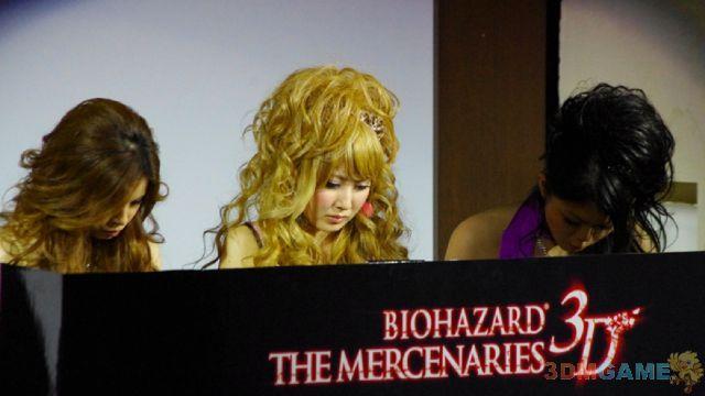 Capcom宣传出奇招 火辣女子乐队助阵《生化危机》