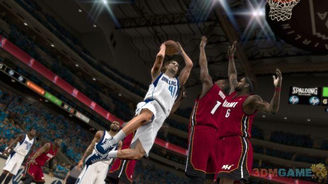 提高游戏可玩性《NBA 2K12》我的球员模式改进建议