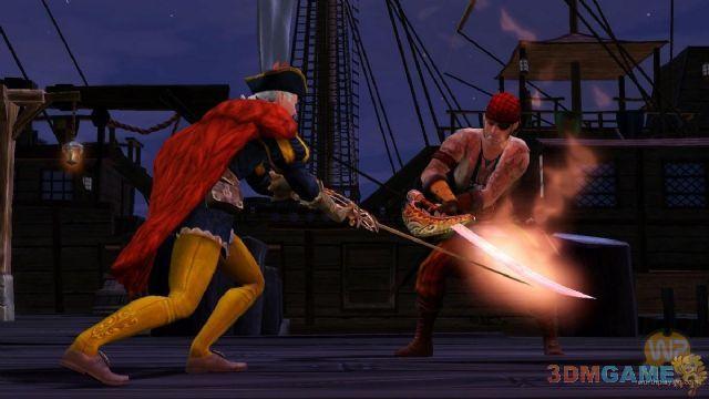 新的挑战加大幅改良《模拟人生中世纪:海盗与贵族》宣布