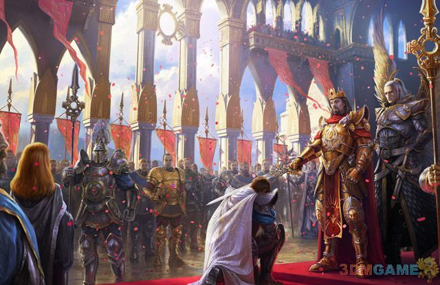 《英雄无敌6》圣堂之书:神圣帝国详细介绍