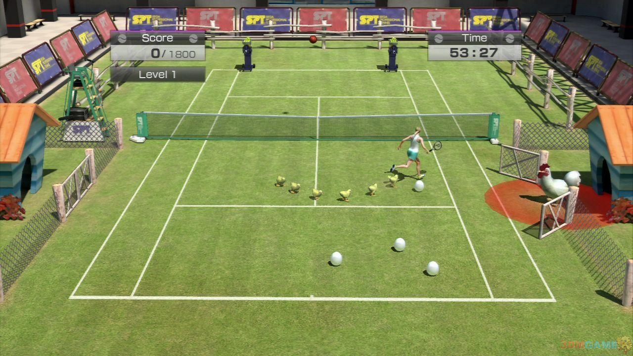 虚拟网球4修改器介绍_虚拟网球4修改器大全_牛游戏网