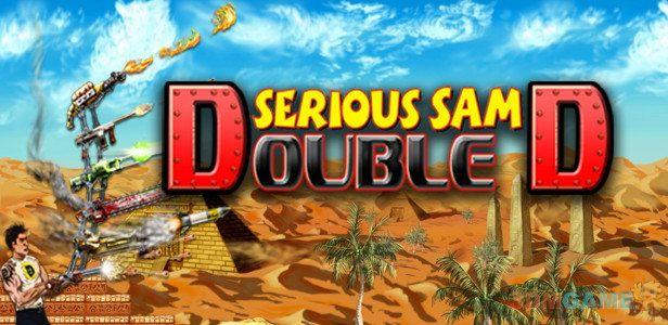 魂斗罗版萨姆 3DM首发《英雄萨姆:双D》
