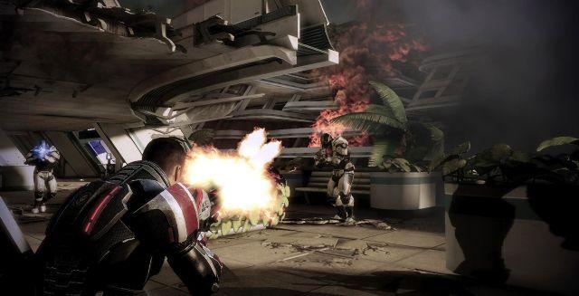 游戏素质全方位提升 《质量效应3》的十大卖点