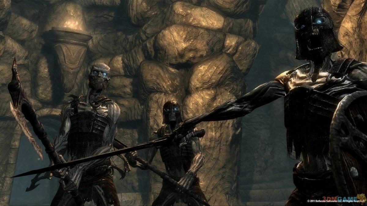 《上古卷轴5:天际(Elder Scrolls V: Skyrim)》