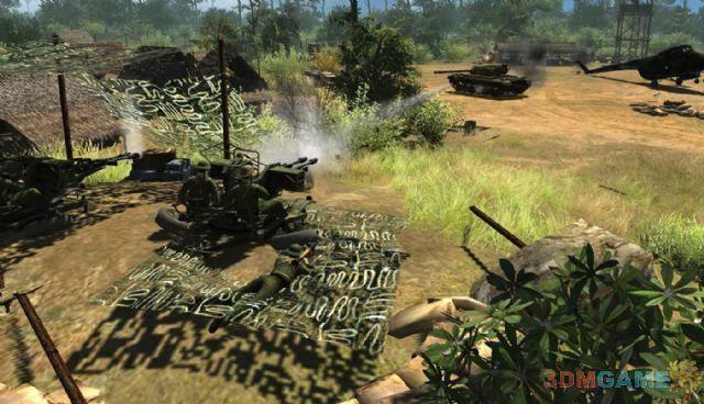 战争RTS《战争之人:越南》9月9日上市