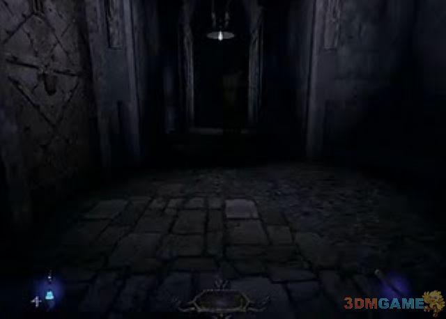 一个废弃的孤儿院,无穷无尽幽暗的走廊,黑暗的地牢,阴森恐怖