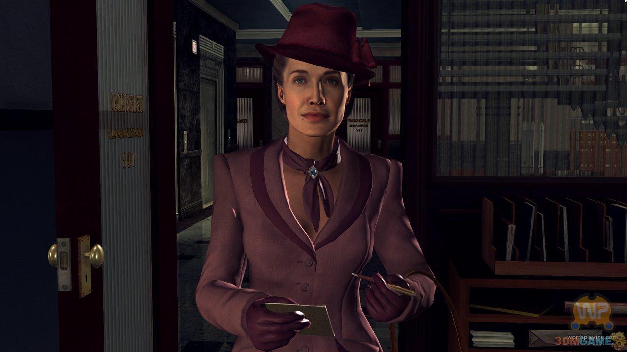 《黑色洛城(L.A. Noire)》