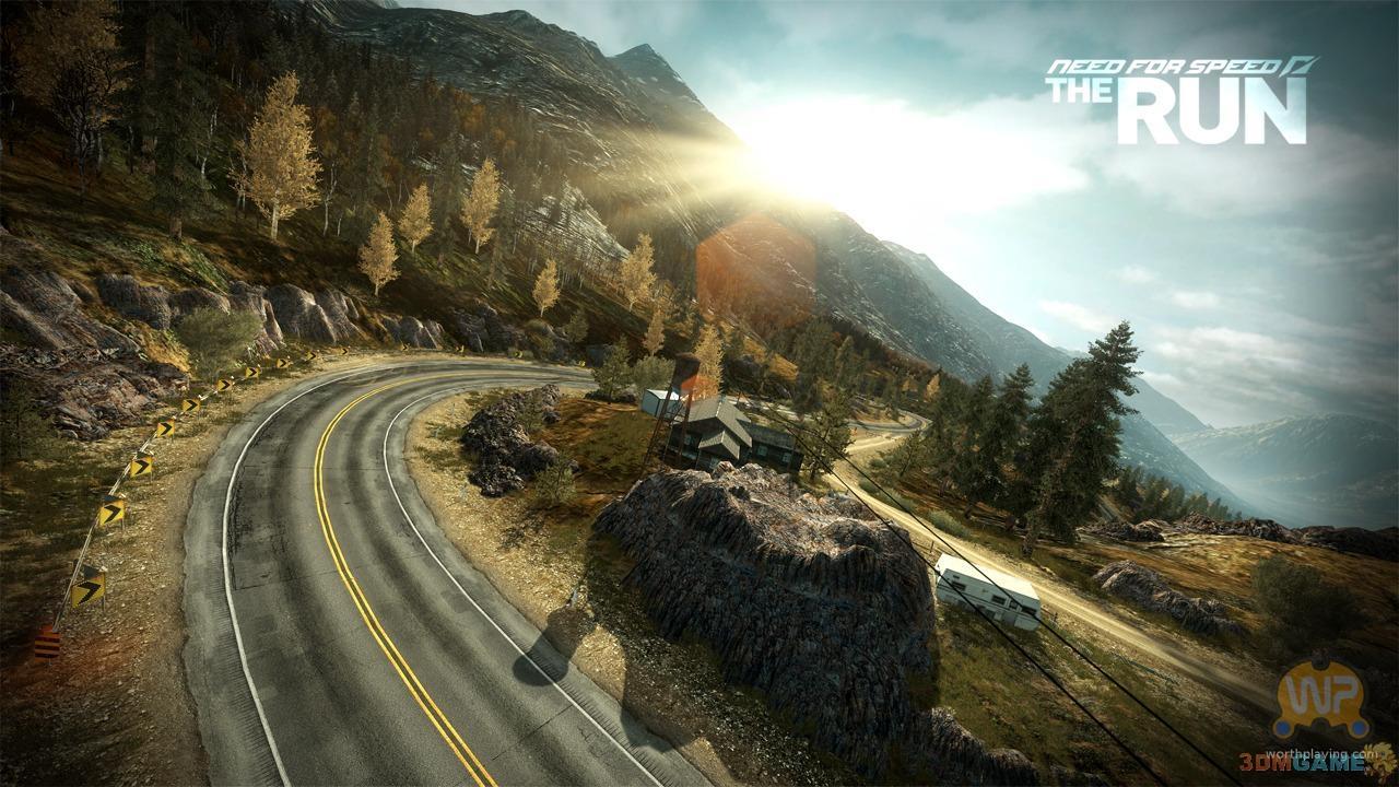 《极品飞车16:亡命天涯(Need for Speed The Run)》